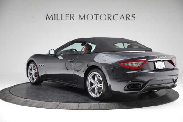 New 2019 Maserati GranTurismo Sport Convertible for sale $165,340 at Rolls-Royce Motor Cars Greenwich in Greenwich CT 06830 15