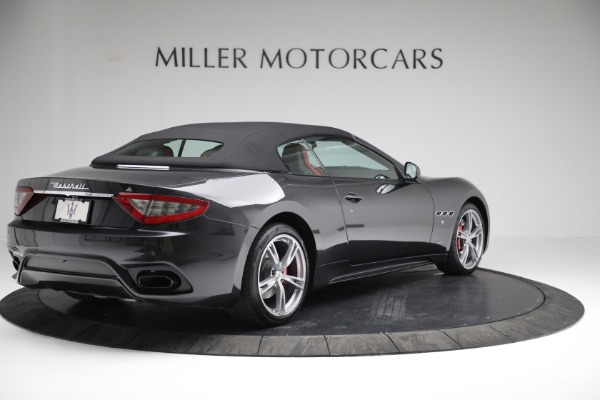 New 2019 Maserati GranTurismo Sport Convertible for sale $165,340 at Rolls-Royce Motor Cars Greenwich in Greenwich CT 06830 17
