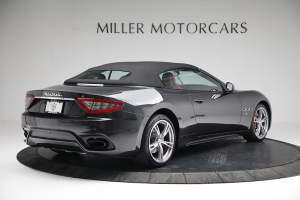 New 2019 Maserati GranTurismo Sport Convertible for sale $165,340 at Rolls-Royce Motor Cars Greenwich in Greenwich CT 06830 18