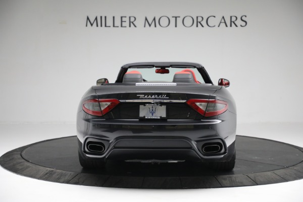New 2019 Maserati GranTurismo Sport Convertible for sale $165,340 at Rolls-Royce Motor Cars Greenwich in Greenwich CT 06830 5