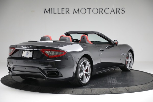 New 2019 Maserati GranTurismo Sport Convertible for sale $165,340 at Rolls-Royce Motor Cars Greenwich in Greenwich CT 06830 6