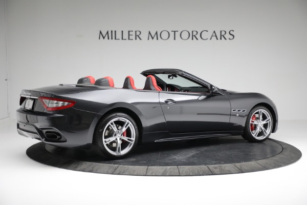 New 2019 Maserati GranTurismo Sport Convertible for sale $165,340 at Rolls-Royce Motor Cars Greenwich in Greenwich CT 06830 7