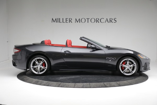 New 2019 Maserati GranTurismo Sport Convertible for sale $165,340 at Rolls-Royce Motor Cars Greenwich in Greenwich CT 06830 8