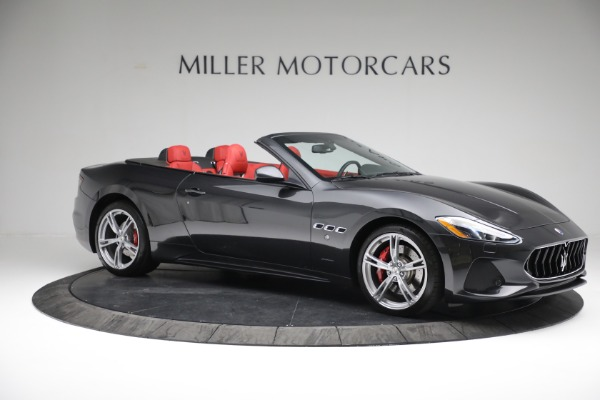 New 2019 Maserati GranTurismo Sport Convertible for sale $165,340 at Rolls-Royce Motor Cars Greenwich in Greenwich CT 06830 9