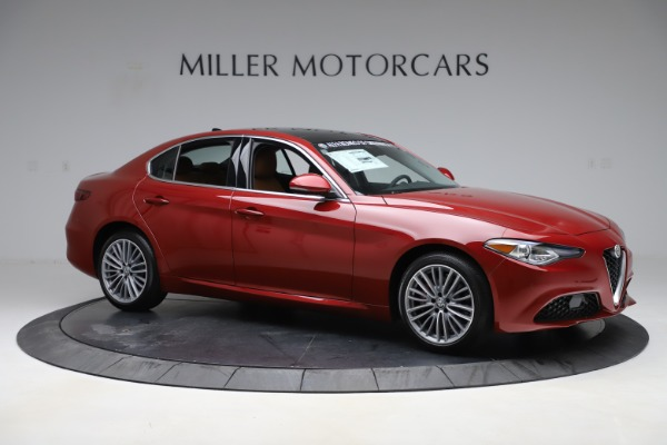 New 2019 Alfa Romeo Giulia Ti Lusso Q4 for sale Sold at Rolls-Royce Motor Cars Greenwich in Greenwich CT 06830 10