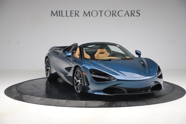 New 2020 McLaren 720S Spider Luxury for sale $380,835 at Rolls-Royce Motor Cars Greenwich in Greenwich CT 06830 10