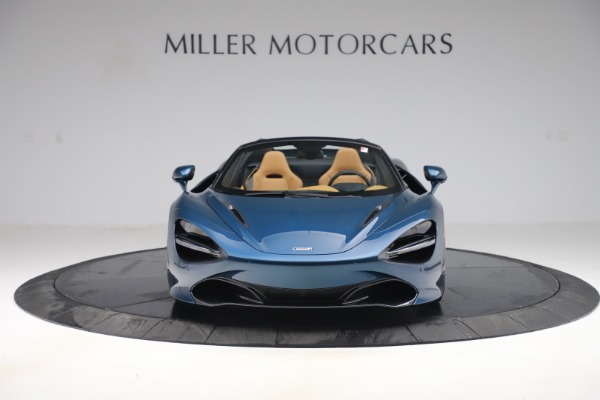 New 2020 McLaren 720S Spider Luxury for sale $380,835 at Rolls-Royce Motor Cars Greenwich in Greenwich CT 06830 11