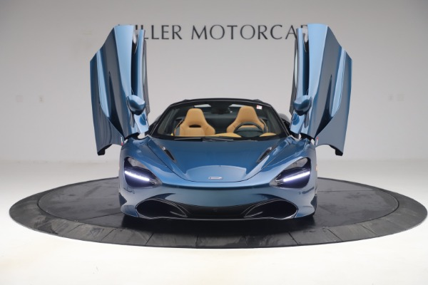 New 2020 McLaren 720S Spider Luxury for sale $380,835 at Rolls-Royce Motor Cars Greenwich in Greenwich CT 06830 12