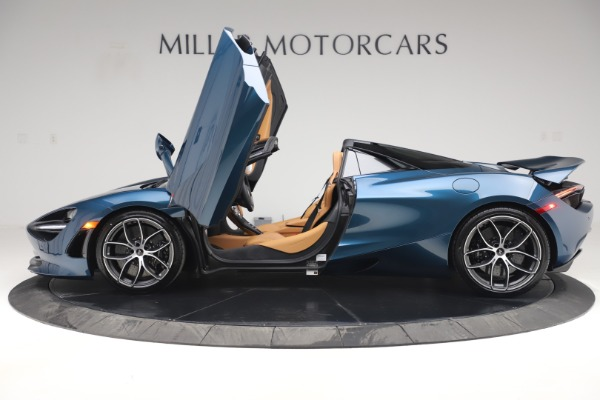 New 2020 McLaren 720S Spider Luxury for sale $380,835 at Rolls-Royce Motor Cars Greenwich in Greenwich CT 06830 14
