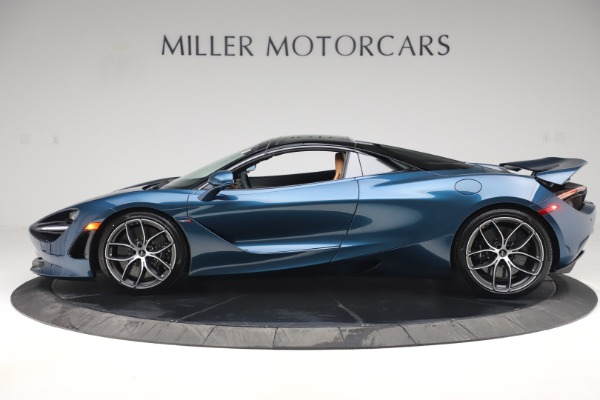 New 2020 McLaren 720S Spider Luxury for sale $380,835 at Rolls-Royce Motor Cars Greenwich in Greenwich CT 06830 15