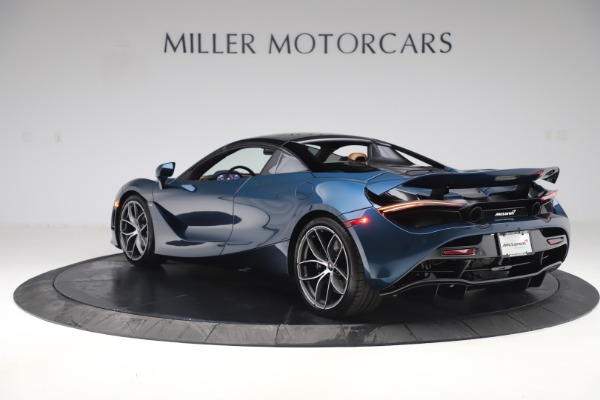 New 2020 McLaren 720S Spider Luxury for sale $380,835 at Rolls-Royce Motor Cars Greenwich in Greenwich CT 06830 16