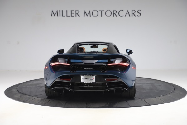 New 2020 McLaren 720S Spider Luxury for sale $380,835 at Rolls-Royce Motor Cars Greenwich in Greenwich CT 06830 17
