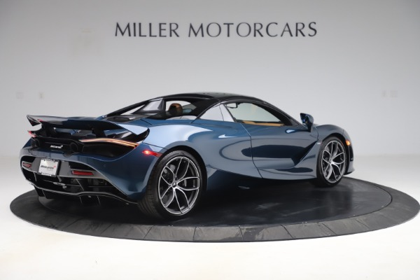 New 2020 McLaren 720S Spider Luxury for sale $380,835 at Rolls-Royce Motor Cars Greenwich in Greenwich CT 06830 18