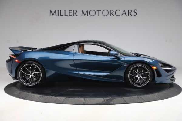 New 2020 McLaren 720S Spider Luxury for sale $380,835 at Rolls-Royce Motor Cars Greenwich in Greenwich CT 06830 19