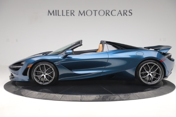 New 2020 McLaren 720S Spider Luxury for sale $380,835 at Rolls-Royce Motor Cars Greenwich in Greenwich CT 06830 2