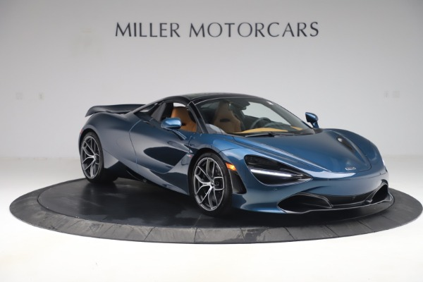 New 2020 McLaren 720S Spider Luxury for sale $380,835 at Rolls-Royce Motor Cars Greenwich in Greenwich CT 06830 20