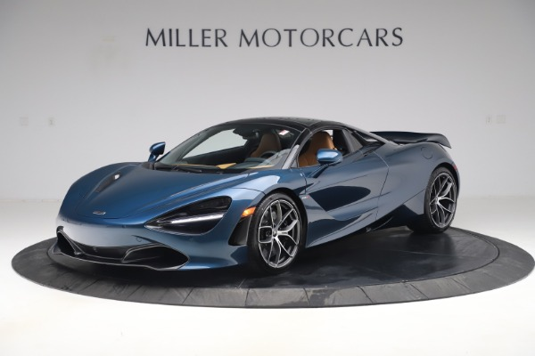 New 2020 McLaren 720S Spider Luxury for sale $380,835 at Rolls-Royce Motor Cars Greenwich in Greenwich CT 06830 22