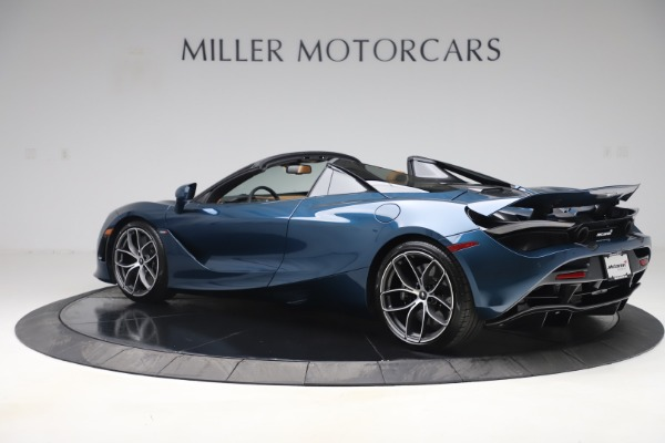 New 2020 McLaren 720S Spider Luxury for sale $380,835 at Rolls-Royce Motor Cars Greenwich in Greenwich CT 06830 3