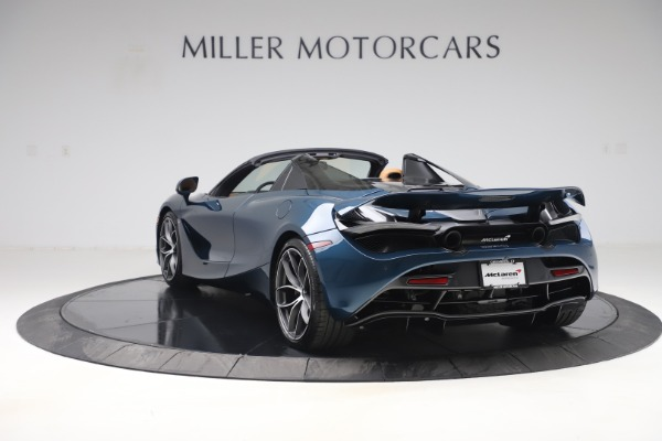 New 2020 McLaren 720S Spider Luxury for sale $380,835 at Rolls-Royce Motor Cars Greenwich in Greenwich CT 06830 4