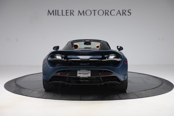 New 2020 McLaren 720S Spider Luxury for sale $380,835 at Rolls-Royce Motor Cars Greenwich in Greenwich CT 06830 5