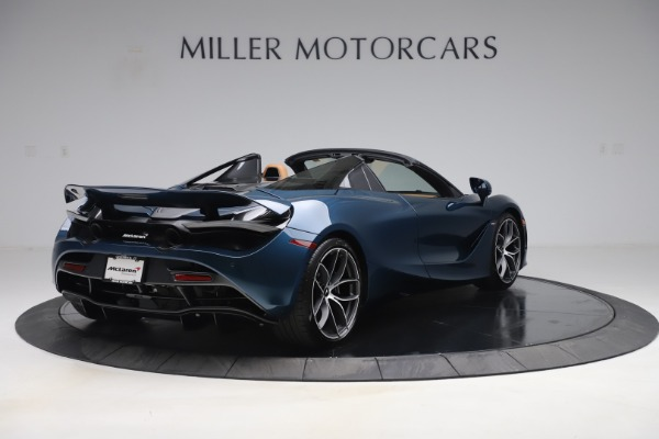New 2020 McLaren 720S Spider Luxury for sale $380,835 at Rolls-Royce Motor Cars Greenwich in Greenwich CT 06830 6