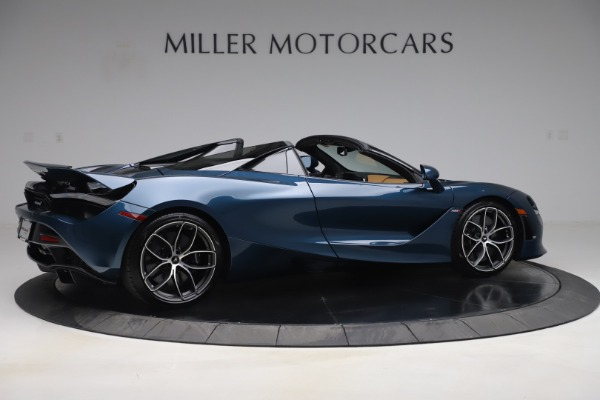 New 2020 McLaren 720S Spider Luxury for sale $380,835 at Rolls-Royce Motor Cars Greenwich in Greenwich CT 06830 7