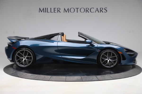 New 2020 McLaren 720S Spider Luxury for sale $380,835 at Rolls-Royce Motor Cars Greenwich in Greenwich CT 06830 8