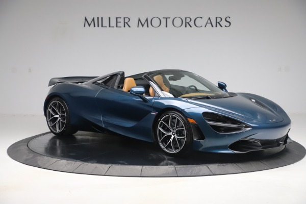 New 2020 McLaren 720S Spider Luxury for sale $380,835 at Rolls-Royce Motor Cars Greenwich in Greenwich CT 06830 9