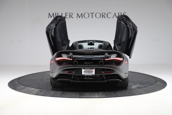 New 2020 McLaren 720S Spider Convertible for sale $332,570 at Rolls-Royce Motor Cars Greenwich in Greenwich CT 06830 13