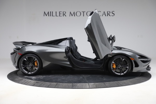 New 2020 McLaren 720S Spider Convertible for sale $332,570 at Rolls-Royce Motor Cars Greenwich in Greenwich CT 06830 15
