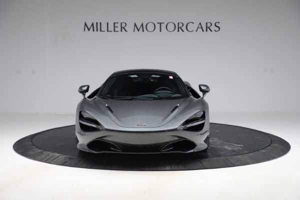New 2020 McLaren 720S Spider Convertible for sale $332,570 at Rolls-Royce Motor Cars Greenwich in Greenwich CT 06830 17
