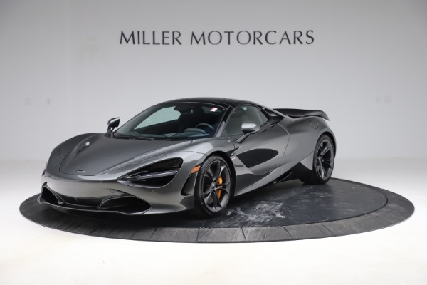 New 2020 McLaren 720S Spider Convertible for sale $332,570 at Rolls-Royce Motor Cars Greenwich in Greenwich CT 06830 18
