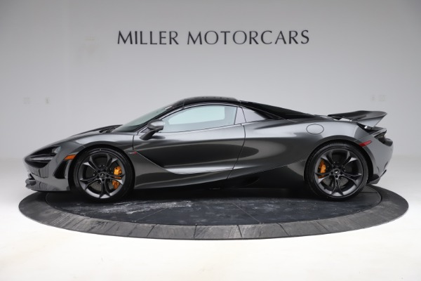 New 2020 McLaren 720S Spider Convertible for sale $332,570 at Rolls-Royce Motor Cars Greenwich in Greenwich CT 06830 19