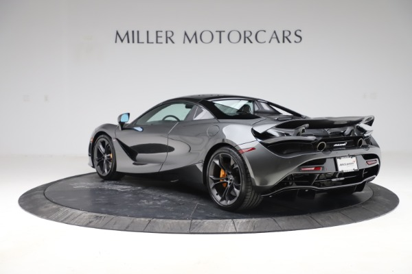 New 2020 McLaren 720S Spider Convertible for sale $332,570 at Rolls-Royce Motor Cars Greenwich in Greenwich CT 06830 20