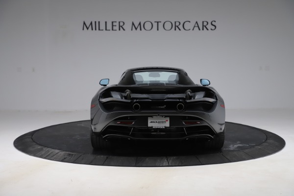 New 2020 McLaren 720S Spider Convertible for sale $332,570 at Rolls-Royce Motor Cars Greenwich in Greenwich CT 06830 21