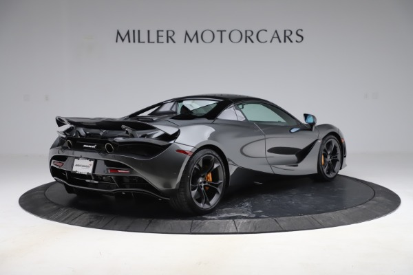 New 2020 McLaren 720S Spider Convertible for sale $332,570 at Rolls-Royce Motor Cars Greenwich in Greenwich CT 06830 22