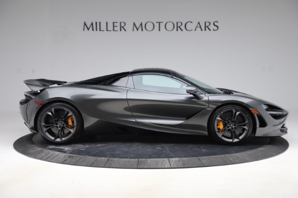 New 2020 McLaren 720S Spider Convertible for sale $332,570 at Rolls-Royce Motor Cars Greenwich in Greenwich CT 06830 23