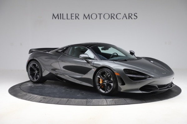 New 2020 McLaren 720S Spider Convertible for sale $332,570 at Rolls-Royce Motor Cars Greenwich in Greenwich CT 06830 24