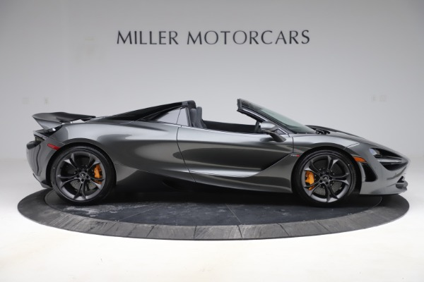 New 2020 McLaren 720S Spider Convertible for sale $332,570 at Rolls-Royce Motor Cars Greenwich in Greenwich CT 06830 6