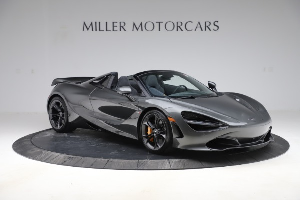 New 2020 McLaren 720S Spider Convertible for sale $332,570 at Rolls-Royce Motor Cars Greenwich in Greenwich CT 06830 7