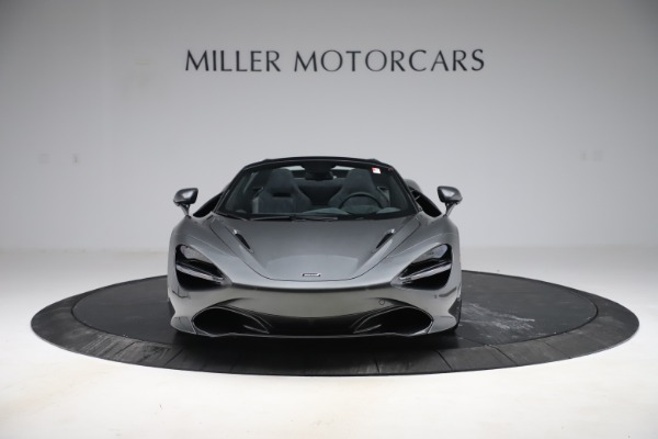 New 2020 McLaren 720S Spider Convertible for sale $332,570 at Rolls-Royce Motor Cars Greenwich in Greenwich CT 06830 8