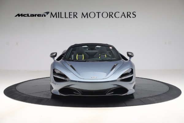 Used 2020 McLaren 720S Spider Convertible for sale Call for price at Rolls-Royce Motor Cars Greenwich in Greenwich CT 06830 12