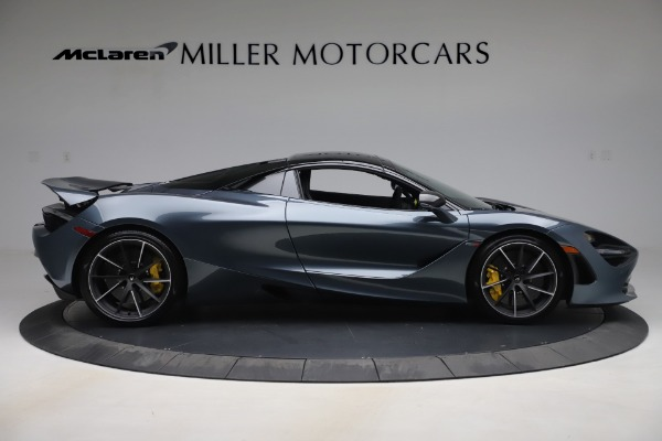 Used 2020 McLaren 720S Spider Convertible for sale Call for price at Rolls-Royce Motor Cars Greenwich in Greenwich CT 06830 13