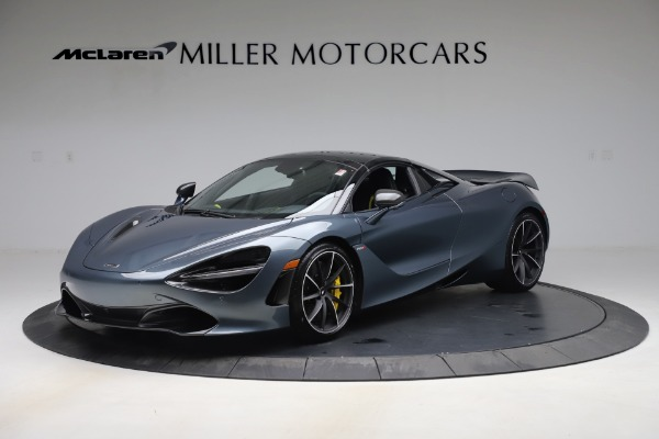 Used 2020 McLaren 720S Spider Convertible for sale Call for price at Rolls-Royce Motor Cars Greenwich in Greenwich CT 06830 15