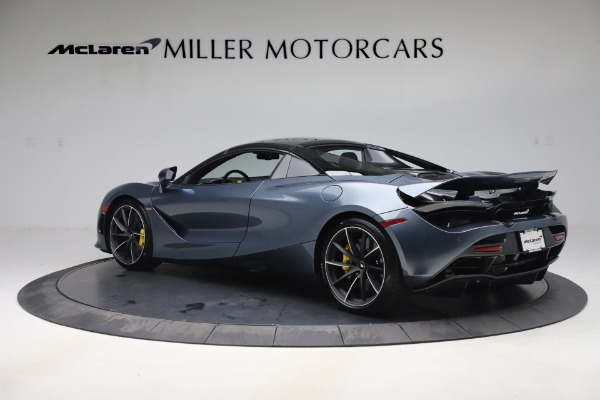 Used 2020 McLaren 720S Spider Convertible for sale Call for price at Rolls-Royce Motor Cars Greenwich in Greenwich CT 06830 17