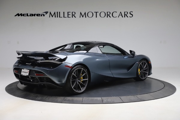 Used 2020 McLaren 720S Spider Convertible for sale Call for price at Rolls-Royce Motor Cars Greenwich in Greenwich CT 06830 18