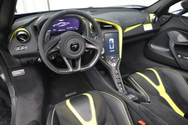 Used 2020 McLaren 720S Spider Convertible for sale Call for price at Rolls-Royce Motor Cars Greenwich in Greenwich CT 06830 19