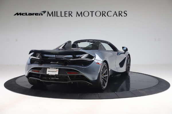 Used 2020 McLaren 720S Spider Convertible for sale Call for price at Rolls-Royce Motor Cars Greenwich in Greenwich CT 06830 7