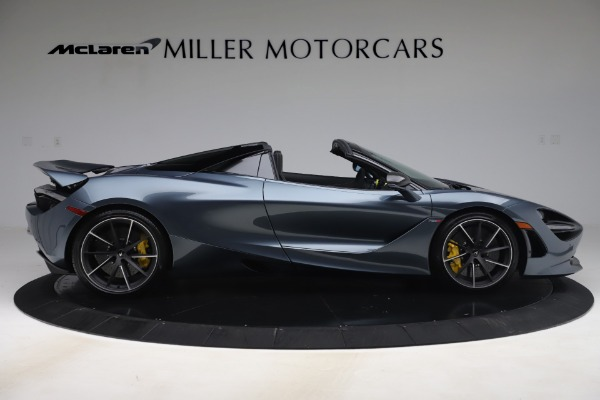 Used 2020 McLaren 720S Spider Convertible for sale Call for price at Rolls-Royce Motor Cars Greenwich in Greenwich CT 06830 9