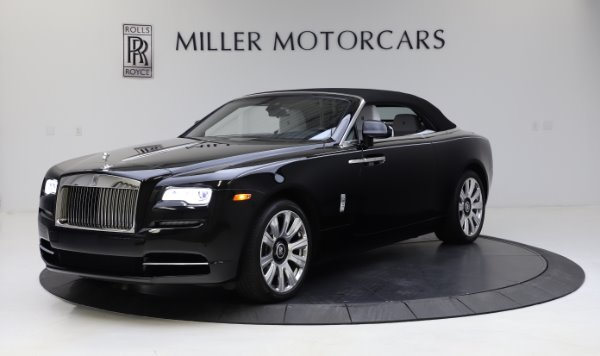Used 2016 Rolls-Royce Dawn for sale Sold at Rolls-Royce Motor Cars Greenwich in Greenwich CT 06830 10